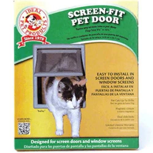 Ideal Screen Fit Pet Door