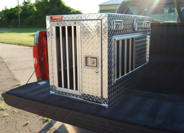 Hunter Series Single Compartment Dog Box Without Storage