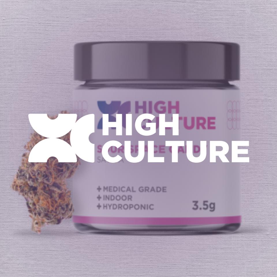 BK x High Culture Canna