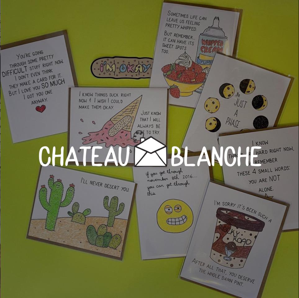 BK x Chateau Blanche