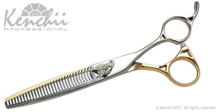 Lisa Leady by Kenchii 30-tooth double thinner.