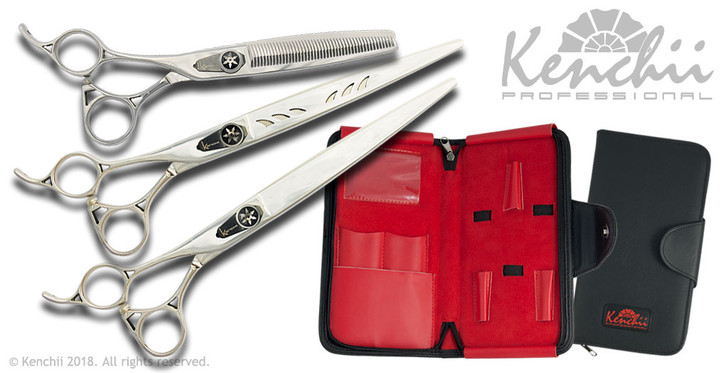 Kenchii Shinobi™ 8-inch left-handed set.