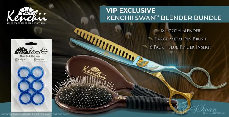 VIP Exclusive   Kenchii Swan™ Blender Bundle