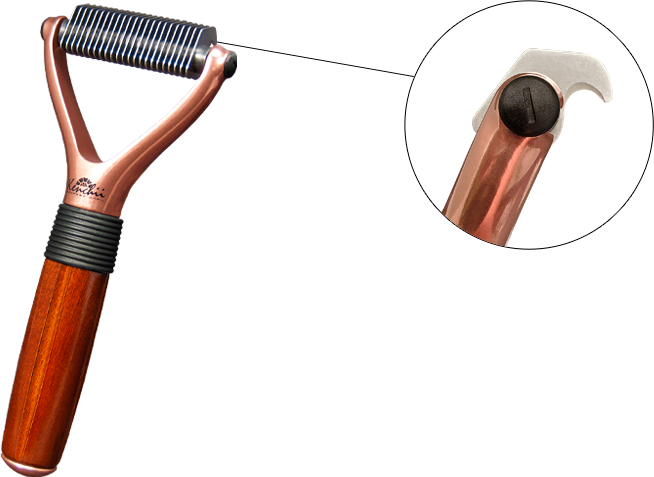 home grooming Kenchii Rakes