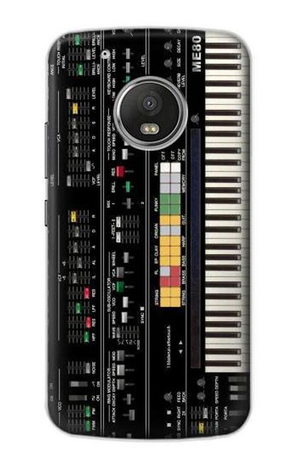 S0061 Synthesizer Case For Motorola Moto G5 Plus