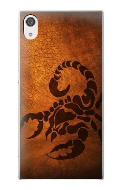 S0683 Scorpion Tattoo Case For Sony Xperia XA1