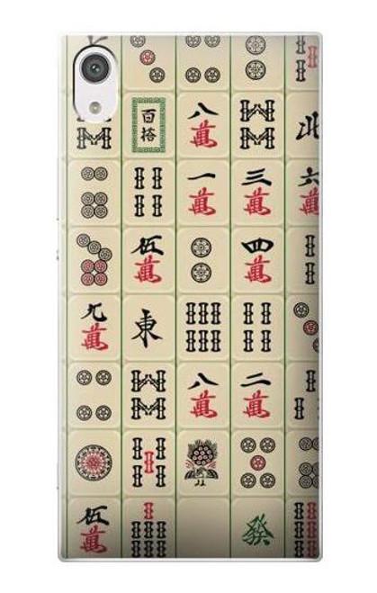 S0802 Mahjong Case For Sony Xperia XA1