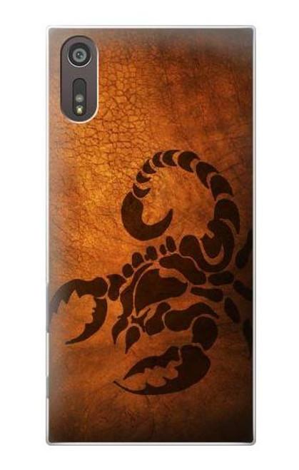 S0683 Scorpion Tattoo Case For Sony Xperia XZ