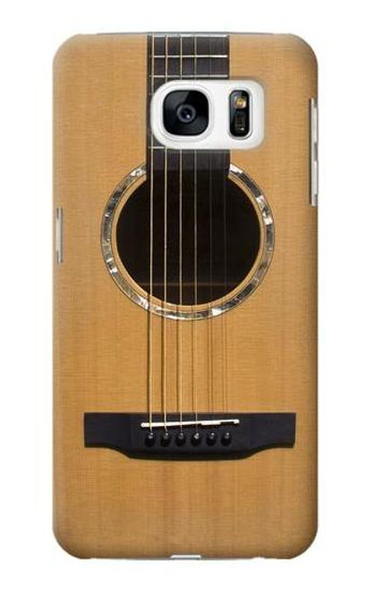 S0057 Acoustic Guitar Case For Samsung Galaxy S7