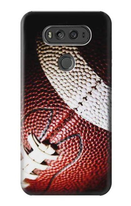 S0062 American Football Case For LG V20