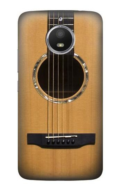 S0057 Acoustic Guitar Case For Motorola Moto E4 Plus