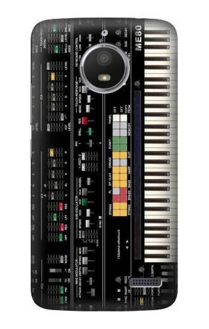 S0061 Synthesizer Case For Motorola Moto E4
