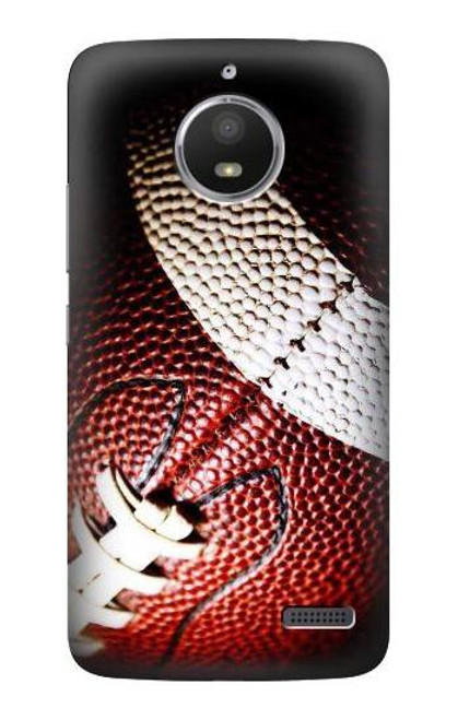 S0062 American Football Case For Motorola Moto E4