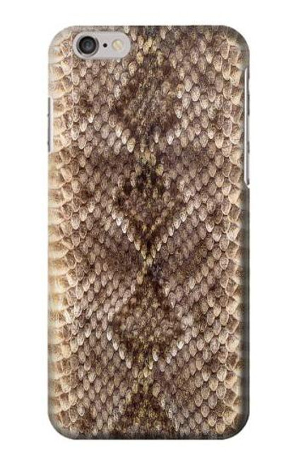 S2875 Rattle Snake Skin Graphic Printed Case For iPhone 6 6S