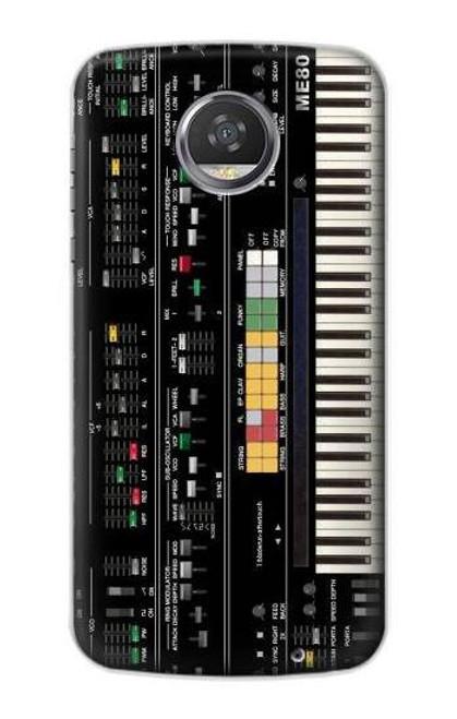 S0061 Synthesizer Case For Motorola Moto Z2 Play, Z2 Force