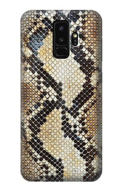 S2703 Snake Skin Texture Graphic Printed Case For Samsung Galaxy S9 Plus