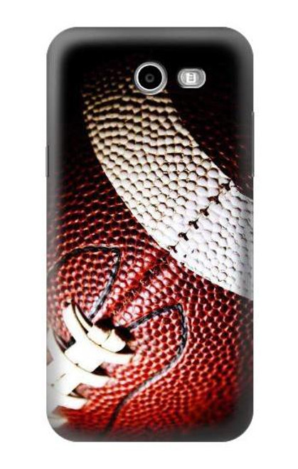 S0062 American Football Case For Samsung Galaxy J3 Emerge, J3 (2017), J3 Prime, J3 Eclipse, Express Prime 2, Amp Prime 2, J3 Luna Pro, J3 Mission, J3 Eclipse, Sol 2 (SM-J327)