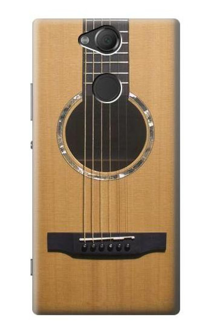 S0057 Acoustic Guitar Case For Sony Xperia XA2