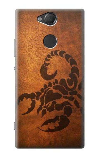 S0683 Scorpion Tattoo Case For Sony Xperia XA2