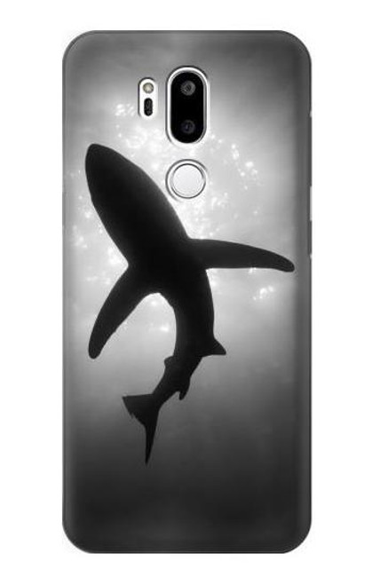 S2367 Shark Monochrome Case For LG G7 ThinQ