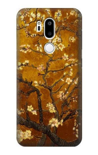 S2663 Yellow Blossoming Almond Tree Van Gogh Case For LG G7 ThinQ