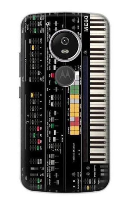 S0061 Synthesizer Case For Motorola Moto G6 Play, Moto G6 Forge, Moto E5