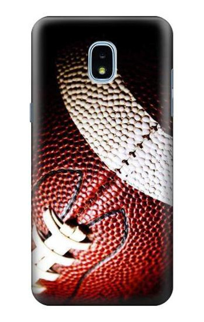 S0062 American Football Case For Samsung Galaxy J3 (2018), J3 Star, J3 V 3rd Gen, J3 Orbit, J3 Achieve, Express Prime 3, Amp Prime 3