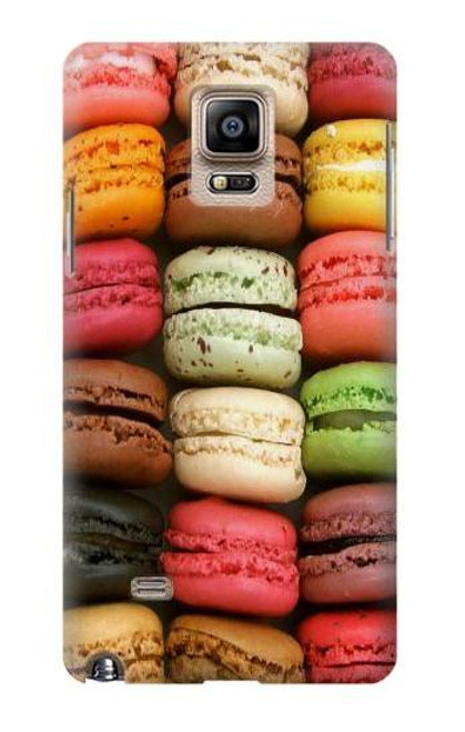 S0080 Macarons Case For Samsung Galaxy Note 4