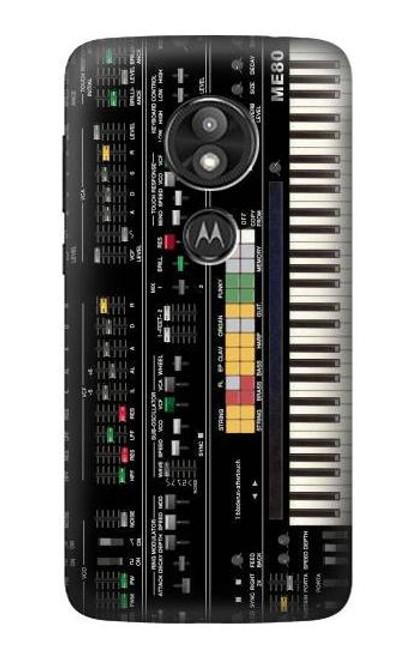 S0061 Synthesizer Case For Motorola Moto E Play (5th Gen.), Moto E5 Play, Moto E5 Cruise (E5 Play US Version)