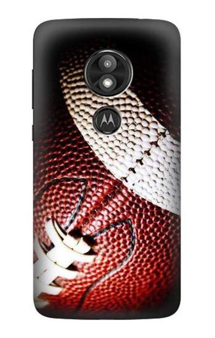 S0062 American Football Case For Motorola Moto E Play (5th Gen.), Moto E5 Play, Moto E5 Cruise (E5 Play US Version)