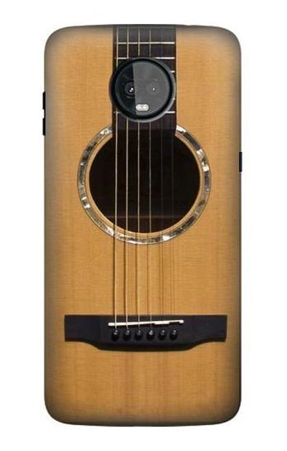 S0057 Acoustic Guitar Case For Motorola Moto Z3, Z3 Play