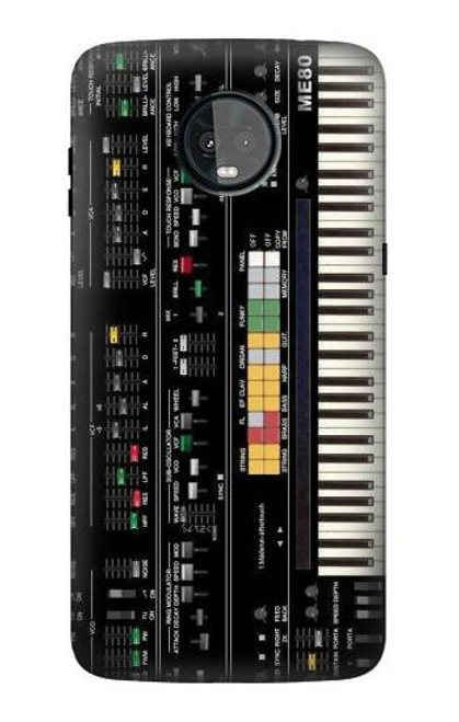 S0061 Synthesizer Case For Motorola Moto Z3, Z3 Play