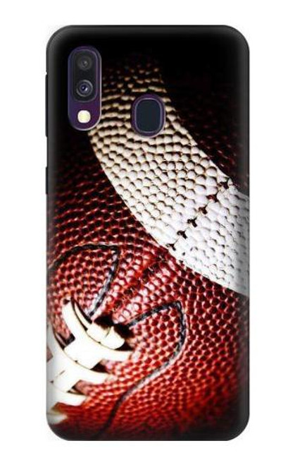 S0062 American Football Case For Samsung Galaxy A40