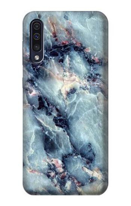 S2689 Blue Marble Texture Graphic Printed Case For Samsung Galaxy A70