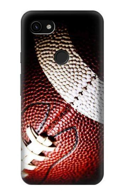 S0062 American Football Case For Google Pixel 3a XL