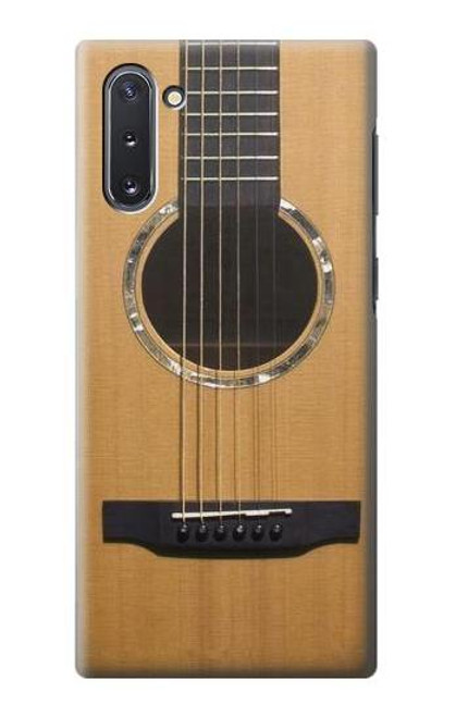 S0057 Acoustic Guitar Case For Samsung Galaxy Note 10