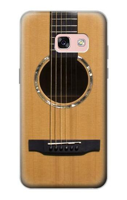 S0057 Acoustic Guitar Case For Samsung Galaxy A3 (2017)