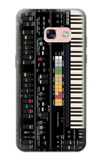 S0061 Synthesizer Case For Samsung Galaxy A3 (2017)