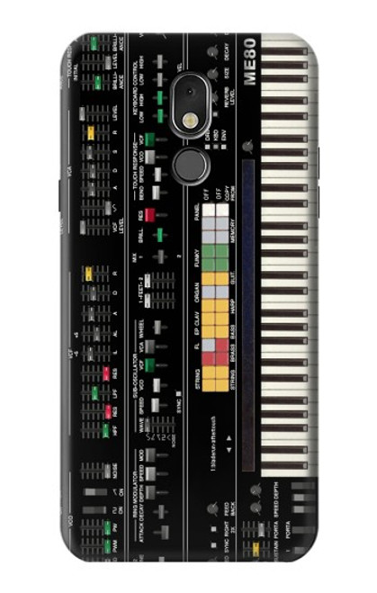 S0061 Synthesizer Case For LG Stylo 5
