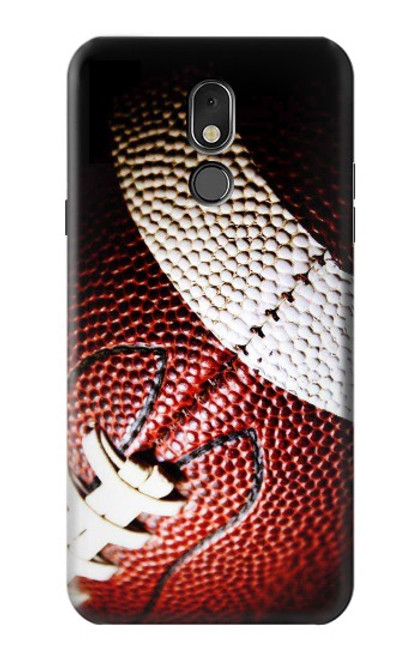 S0062 American Football Case For LG Stylo 5