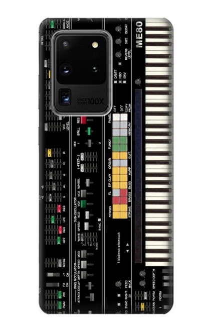 S0061 Synthesizer Case For Samsung Galaxy S20 Ultra