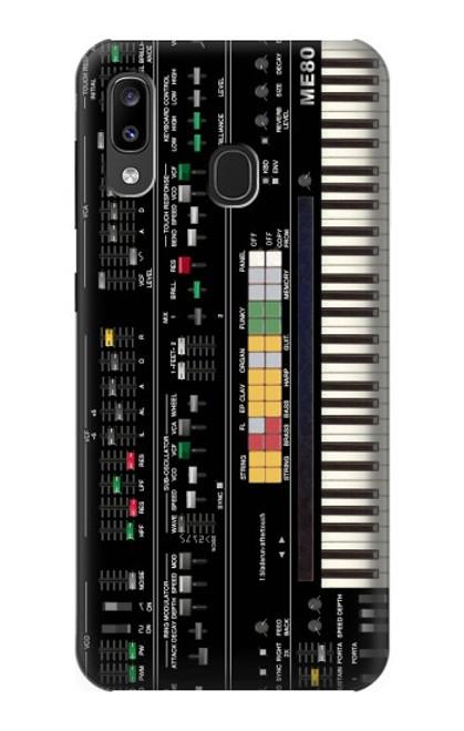 S0061 Synthesizer Case For Samsung Galaxy A20, Galaxy A30