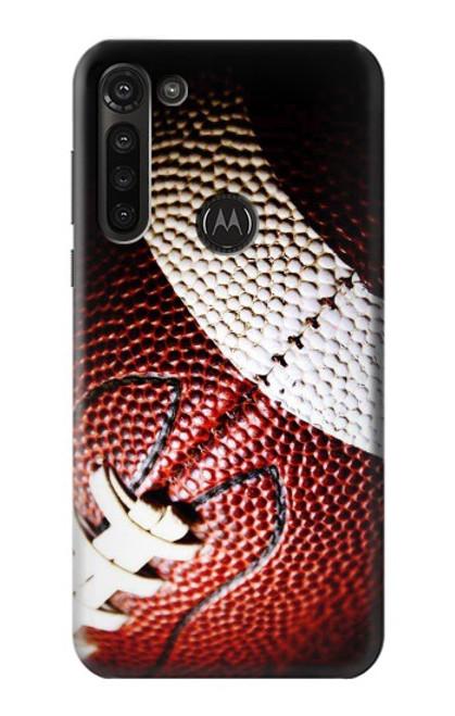 S0062 American Football Case For Motorola Moto G8 Power