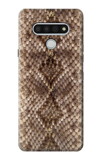 S2875 Rattle Snake Skin Graphic Printed Case For LG Stylo 6