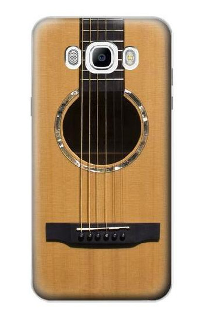 S0057 Acoustic Guitar Case For Samsung Galaxy J7 (2016)