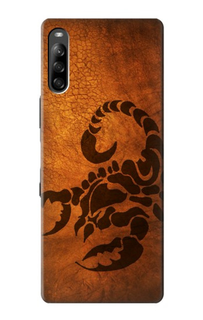 S0683 Scorpion Tattoo Case For Sony Xperia L4
