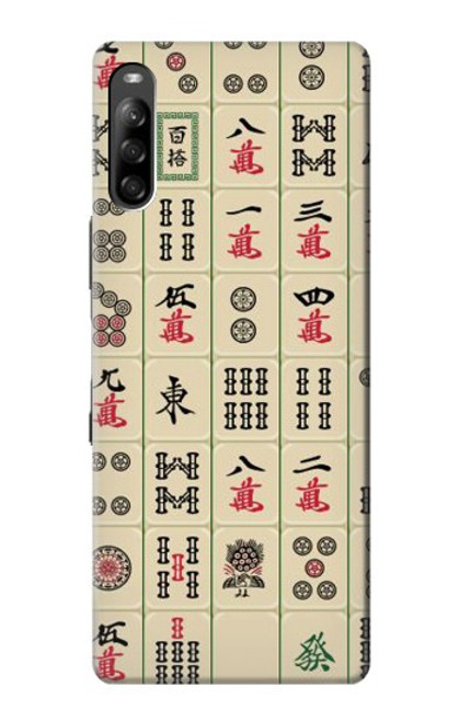 S0802 Mahjong Case For Sony Xperia L4