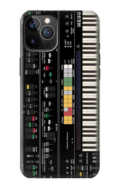 S0061 Synthesizer Case For iPhone 12, iPhone 12 Pro