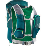 Ultimate Direction Fastpack 35, green, rear view