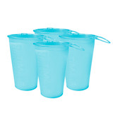 Ultimate Direction Re-Cup 4 Pack , blue